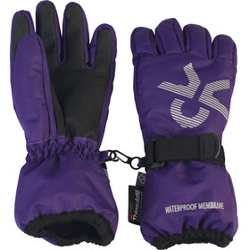 Color Kids Savoy Handschoenen Kinderen violet